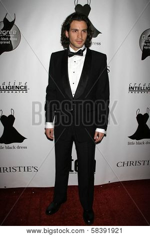 BEL AIR, CA - NOVEMBER 18: Santiago Cabrera at the 5th Annual