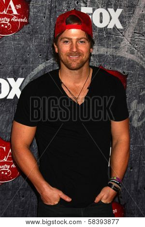 Kip Moore at the 2012 American Country Awards, Mandalay Bay, Las Vegas, NV 12-10-12
