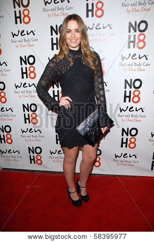 Beau Dunn at the NOH8 Campaign 4th Anniversary Celebration, Avalon, Hollywood, 12-12-12