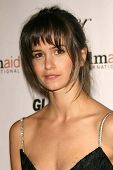 Katherine Waterston at the Glamour Reel Moments Short Film Series presented by Cartier. Directors Gu