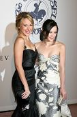 Haylie Duff and Hilary Duff at the 17th Carousel of Hope Ball to benefit The Barbara Davis Center fo