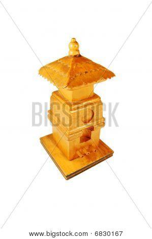 Wooden Artefact