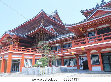 Osu Kannon Temple Nagoya Japan