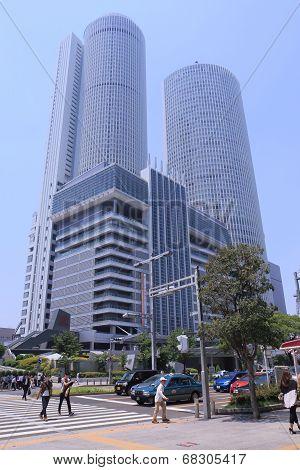Nagoya JR Central towers Japan