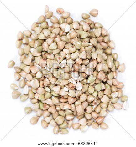 Buckwheat (isolated)