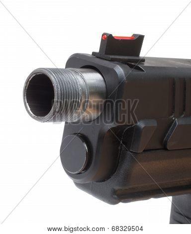Isolated Suppressor Barrel