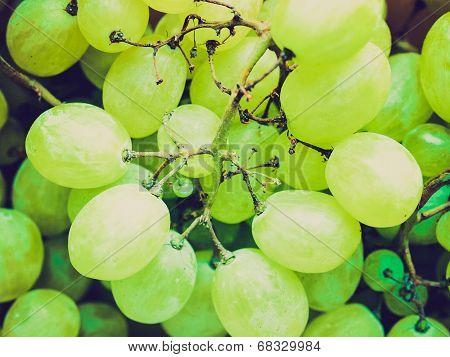 Retro Look Grape Picture