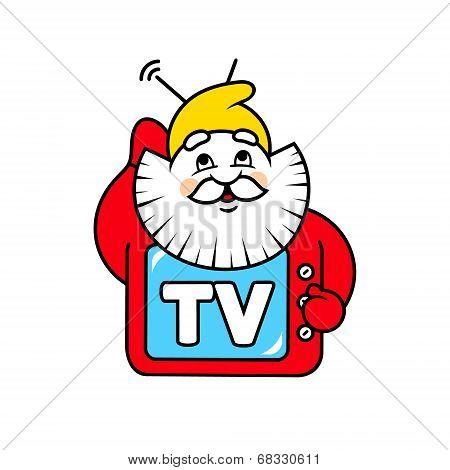 Dwarf Tv Sign