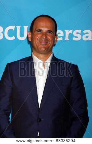 LOS ANGELES - JUL 14:  Marcus Lemonis at the NBCUniversal July 2014 TCA at Beverly Hilton on July 14, 2014 in Beverly Hills, CA