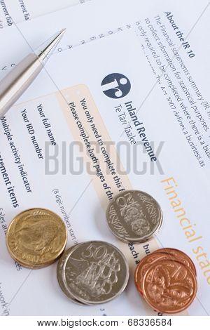 New Zealand Tax