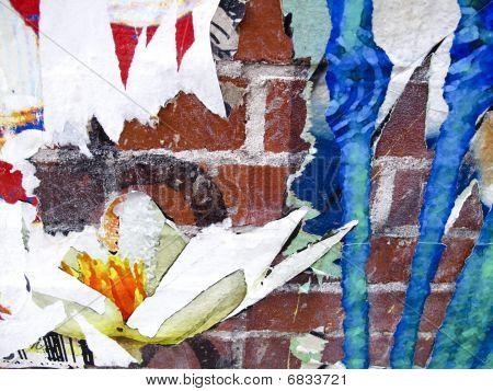 Worn Graffiti