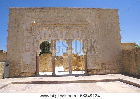 Medina Azahara ruins, Cordoba, Spain