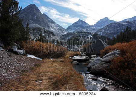 Sierra Nevada Stream