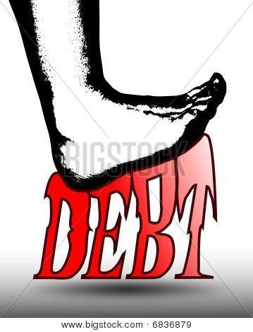Stamping On Debt