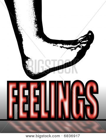 Treading On Feelings