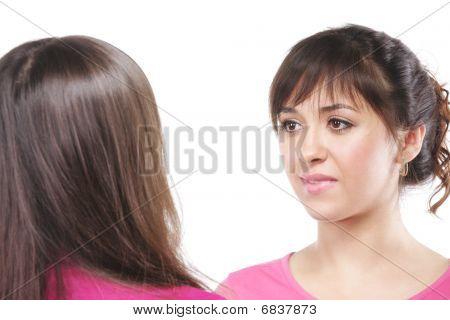 Listener in Rosa