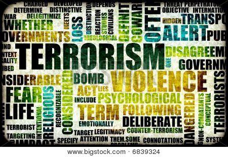Terrorismus-Warnung