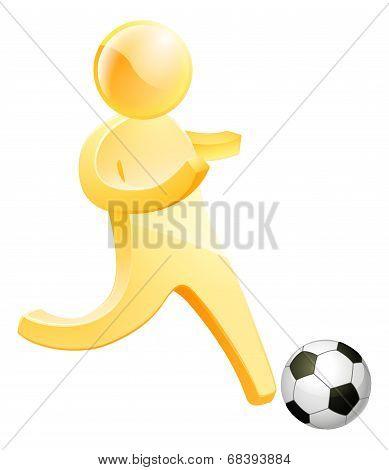 Soccer Football Person