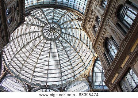 Galleria Vittorio Emanuele Naples