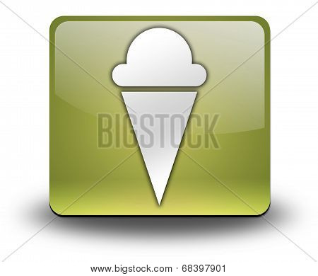 Icon, Button, Pictogram Ice Cream