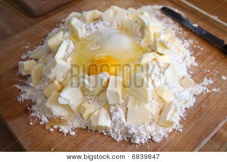 Flour Well