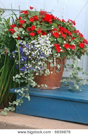 Garten planter