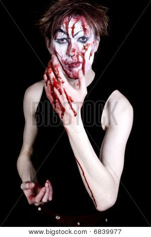 Bloody Mime