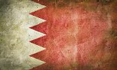 image of bahrain  - flag of Bahrain - JPG