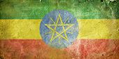 picture of rastafari  - Flag of Ethiopia - JPG