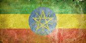image of rastafari  - Flag of Ethiopia - JPG