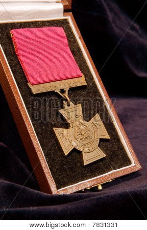 English award Victoria cross