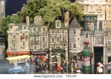 toy street scene
