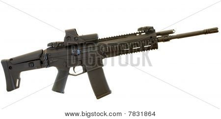 Isolated Assault Rifle