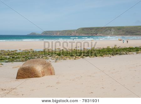 Sennen Cove Seascape