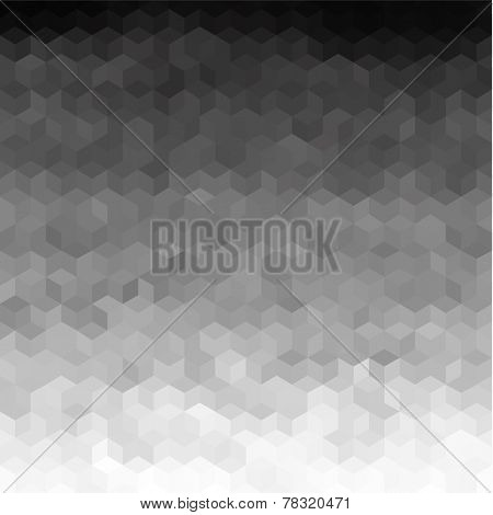 Abstract polygonal textured background