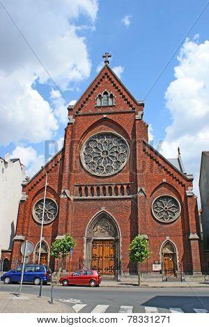 The Romanian Church