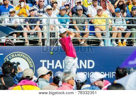 Thailand Golf Championship 2014