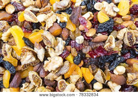 Nuts Fruits Mix