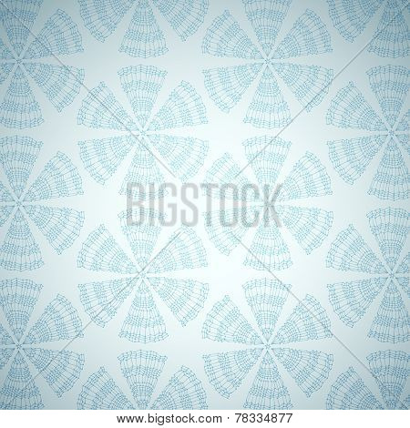 Hand drawn winter background, vector eps10 illustration