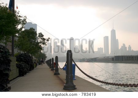 Chicago - Navy Pier View