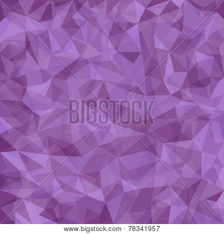 Abstract mosaic pattern. Vector abstract background