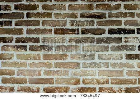 Ols Brick Wall Background