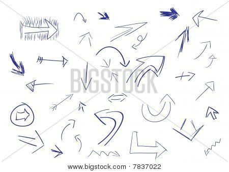 Doodle Arrows.eps