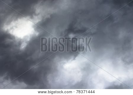 Leaden Sky