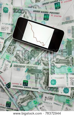 Decline Of The Ruble Vertical