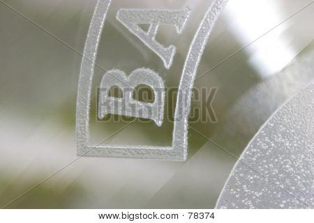 Glass Close Up