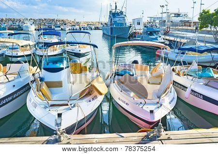 The Boats For Hire