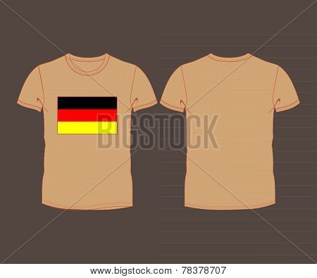 the national team of Germany