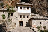 foto of sufi  - Famous dervish house in Blagaj Buna - JPG