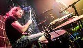 stock photo of drum-kit  - Drummer  - JPG